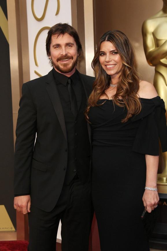 Bejl i Sibi na dodeli Oskara pre nekoliko godina