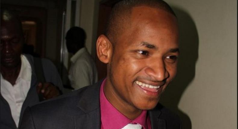 Embakasi East MP Babu Owino