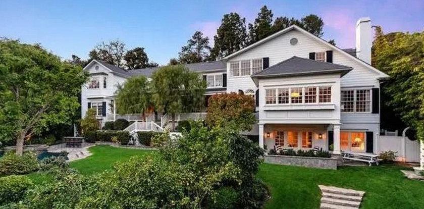 Mila Kunis i Ashton Kutcher sprzedają dom w Los Angeles