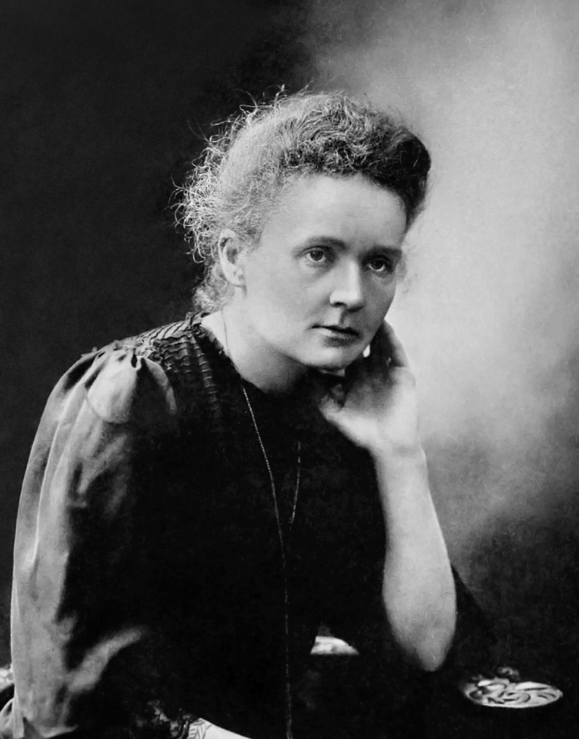 Maria Curie - gwiazda chemii i fizyki