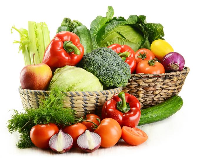 Zdravlje je u sirovom povrću