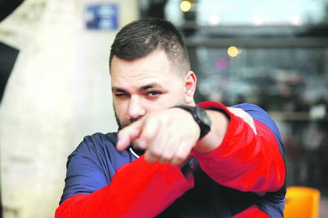 Reper Cobi otkrio čime se bavi njegova devojka! Ovo je retko zanimanje u Srbiji!