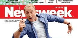 """Szyc obrażony na """"Newsweek"""""""
