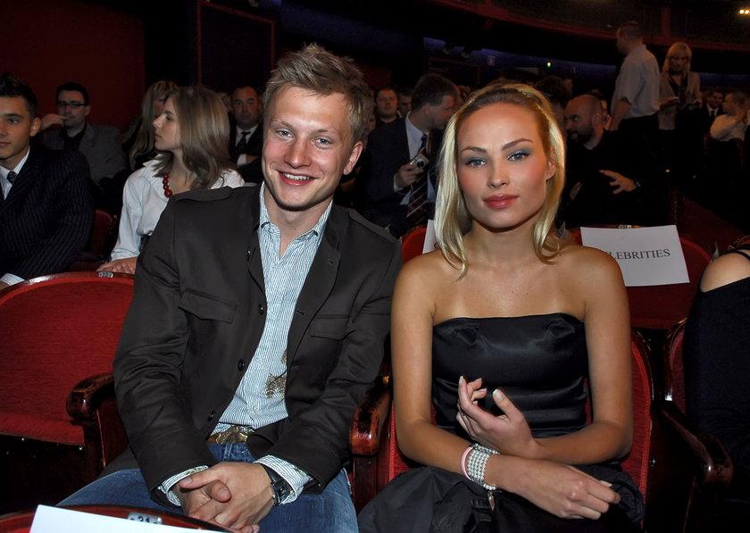 Kuba Wesołowski i Weronika Książkiewicz