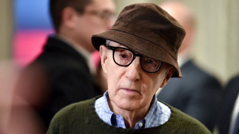 Woody Allen pitched a memoir, publishers weren't interested