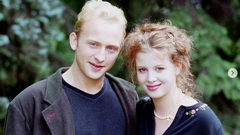 Borus Szyc i Karolina Gruszka
