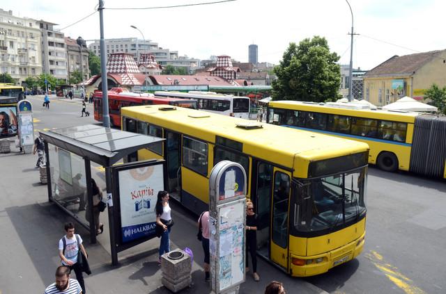 Mnogi autobusi imaće nove okretnice