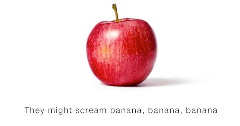 Jabłko jest bohaterem nowej reklamy CNN