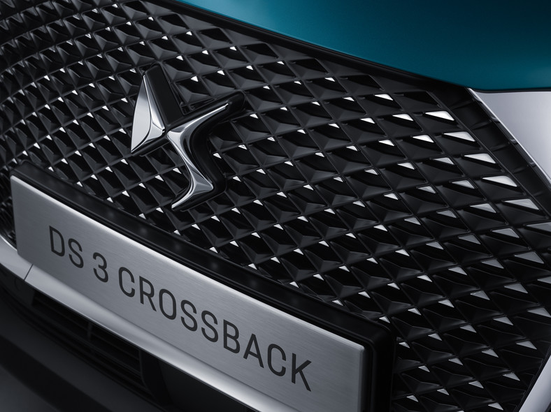 DS3 Crossback – crossover Houte Couture | Pierwsza jazda
