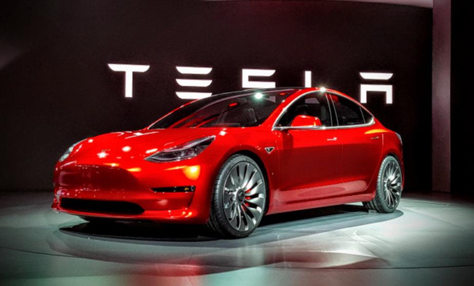 Model 3 Tesli. Fot. Tesla