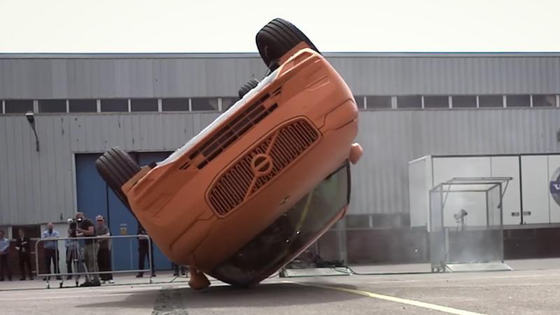 Volvo XC60 - najbezpieczniejszy SUV świata