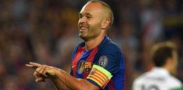 Iniesta to cichy kapitan Barcelony