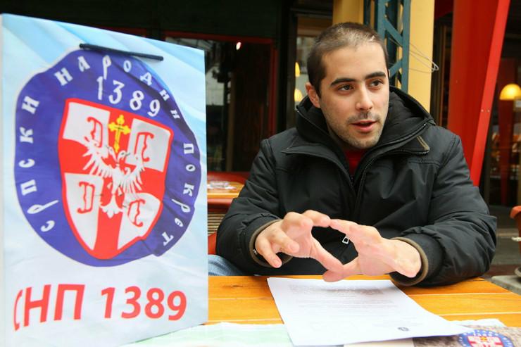 Miša Vacić Kazna je izrečena zbog širenja mržnje prema LGBT osobama pred Paradu ponosa 2009. godine i zbog nedozvoljenog posedovanja oruzja.