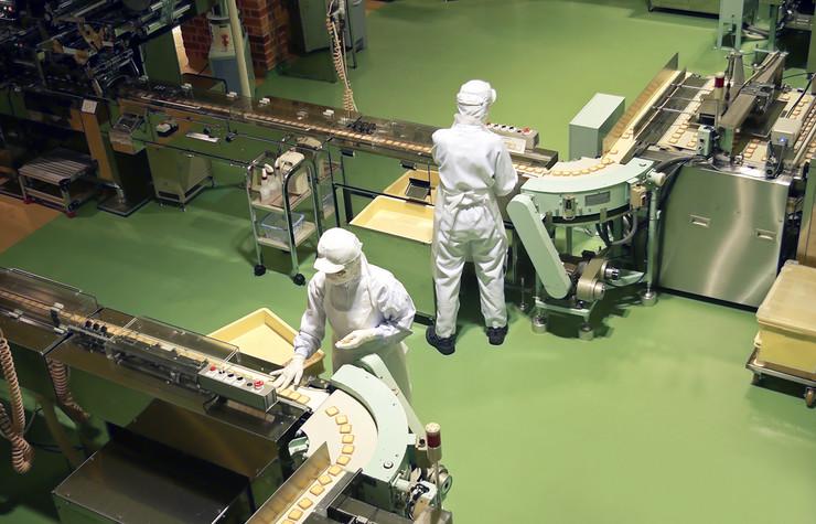 industrija radnici posao privreda