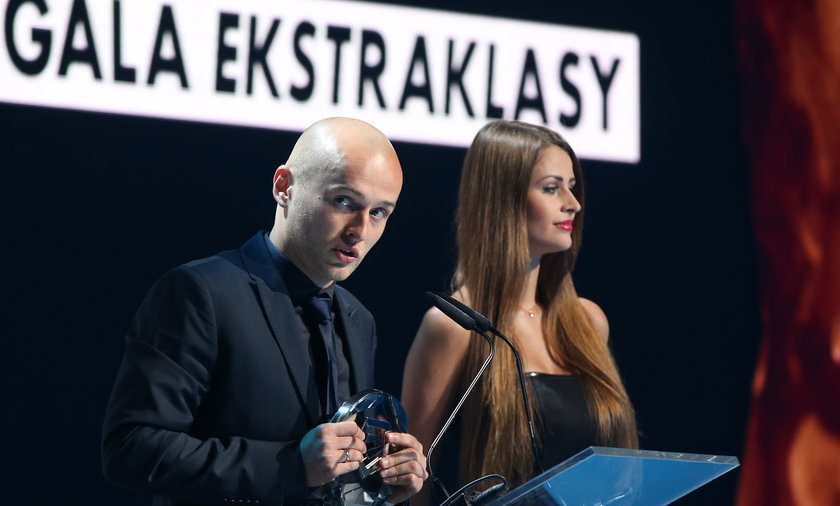 Michał Pazdan - obrońca sezonu w T-Mobile Ekstraklasie. WIDEO
