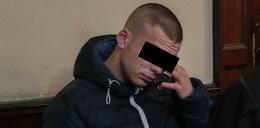 Dominik W. skazany za szaleńczy rajd!