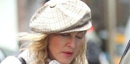 Madonna w berecie. Ładnie?
