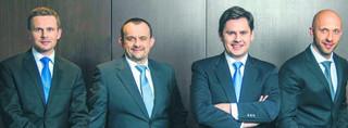 Oto nowy zarząd  PKP Cargo: Prezes i czterech maszynistów
