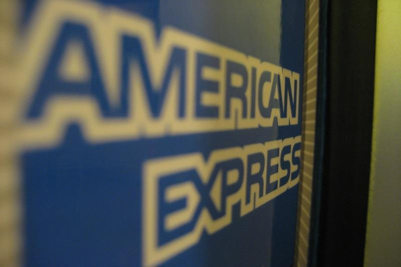 7. American Express