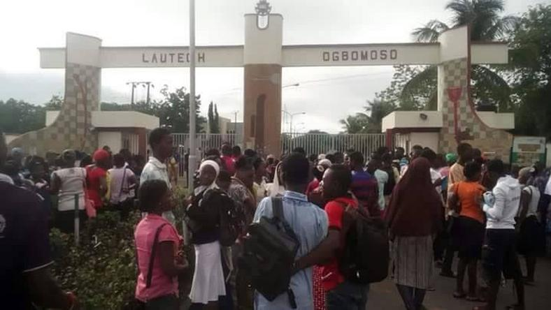 LAUTECH students might be forced to stay at home again as ASUU members in the institution threaten to start another strike.