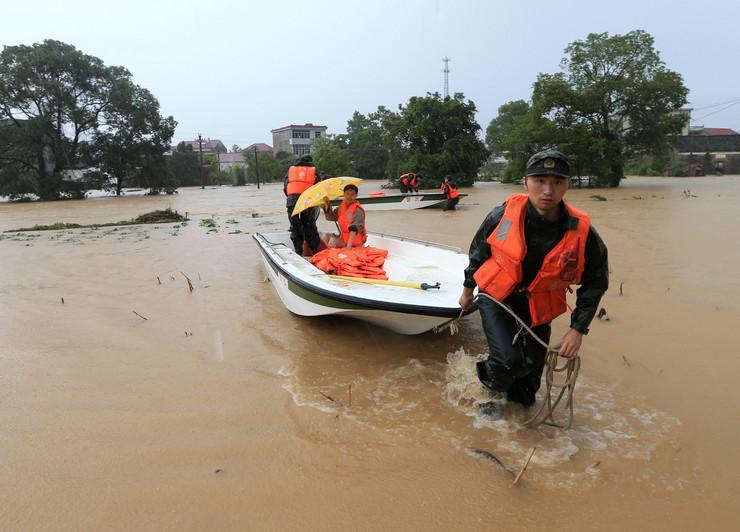 Kina poplave EPA -  HU GUOLIN