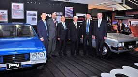 40 lat temu Hyundai wyjechał w świat