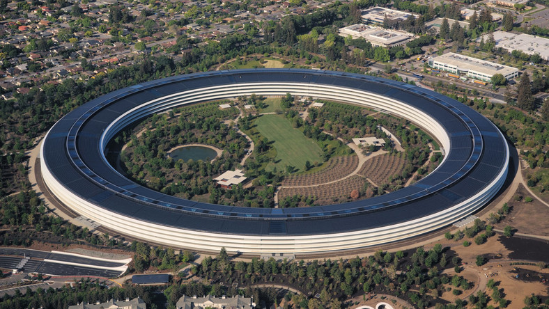 apple park apple spaceship campus