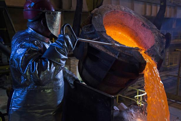 Huta Miedzi Głogów: produkcja srebra