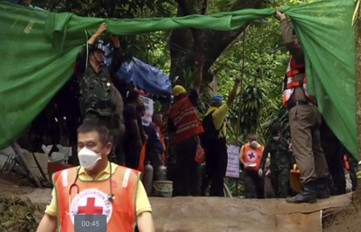 tajland, spasavanje, pećina