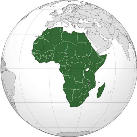 Afrika (foto: Wikipedia)