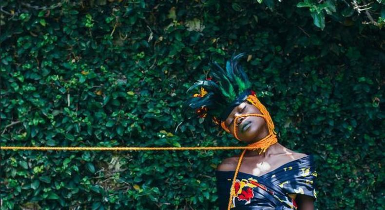 Jojo Abot is an artist with profound love for the unconventional.