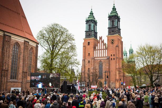 Poznań: 1050.rocznica chrztu Polski