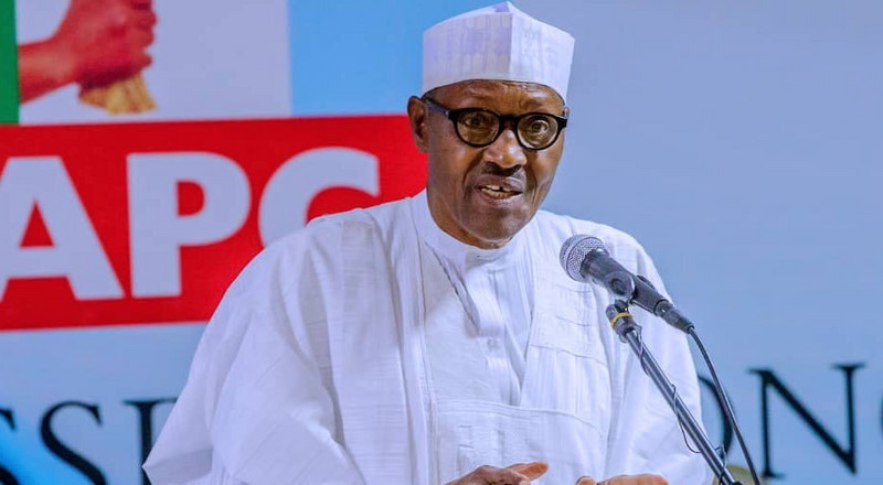 ' I don't want to depend on rumours', Buhari explains