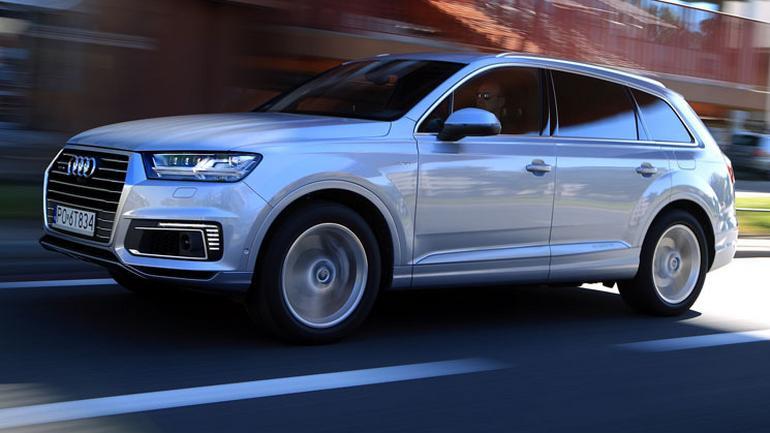Audi Q7 e-tron - czy warto kupić hybrydę?