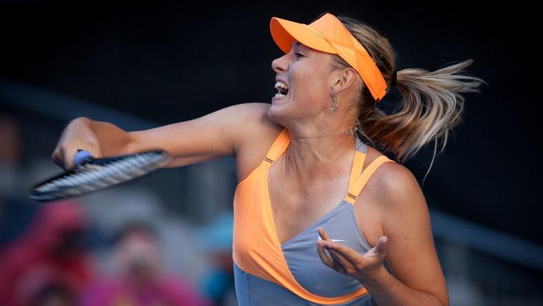 WTA Wuhan: Szarapowa przegrała z kwalifikantką
