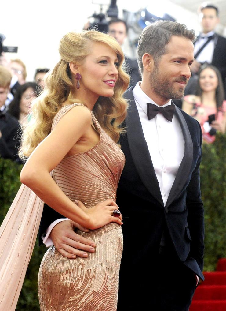 Blake Lively Ryan Reynolds foto Tanjug AP