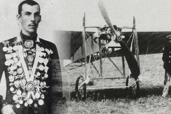 Prvi čovek sa ovih prostora koji je leteo avionom SOPSTVENE KONSTRUKCIJE bio je Srbin, a ovo je njegova priča