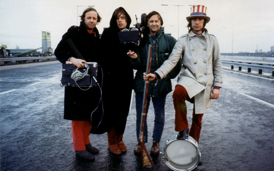 """The Rolling Stones: Gimme Shelter"", reż. Albert Maysles, David Maysles, Charlotte Zwerin, 1970 r."