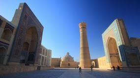 Uzbekistan - Samarkanda i Buchara