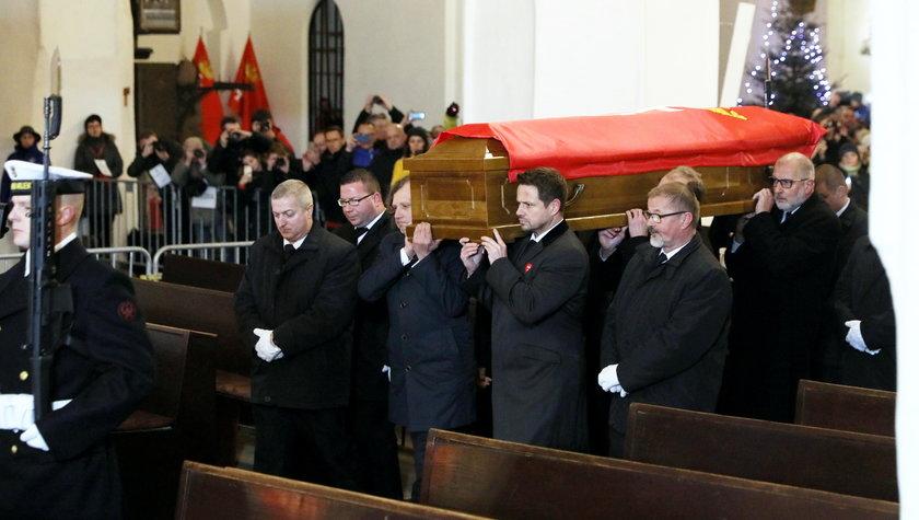 Gdańsk żegna Pawła Adamowicza