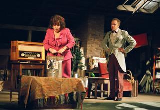 Namiętna Kobieta w reż. Macieja Englerta w Teatrze Współczesnym Online