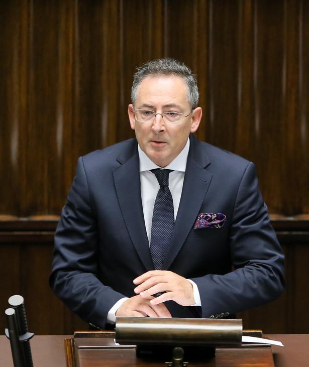 Sienkiewicz obiecał, że odejdzie po wyjaśnieniu afery taśmowej