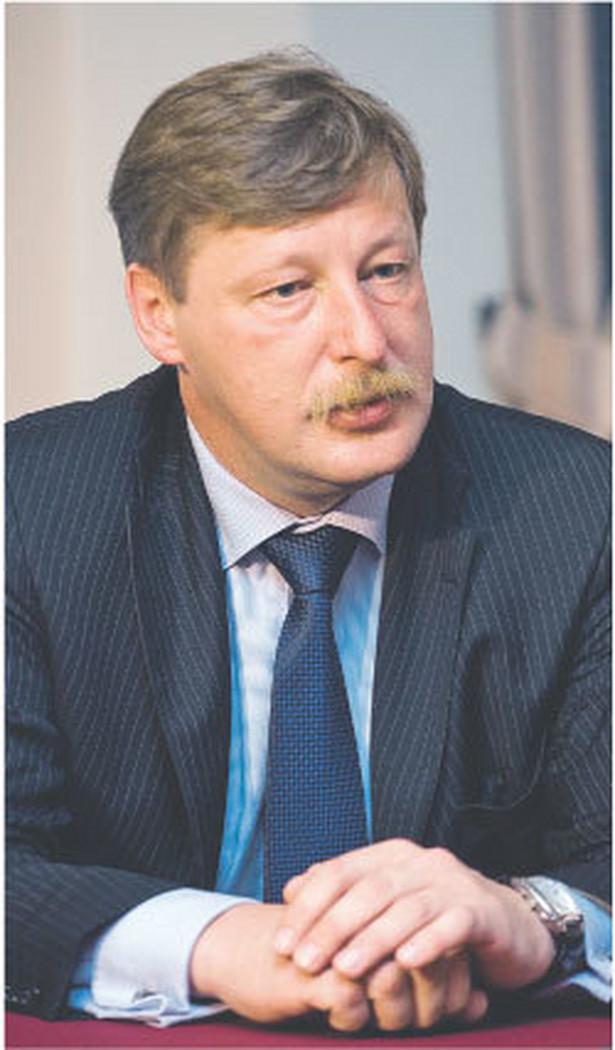 30 proc. kontroli firm internetowych kończy się dobrowolną korektą rozliczeń podatkowych – stwierdza Andrzej Parafianowicz Fot. Wojciech Górski