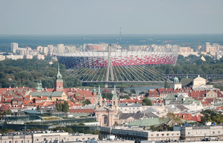Otwarcie Stadionu Narodowego opóźnione