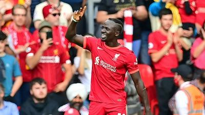 Klopp hails Mane's 100th Liverpool goal as 'massive achievement'