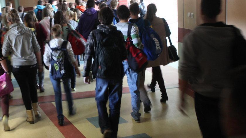 Groźny incydent w szkole na Podlasiu