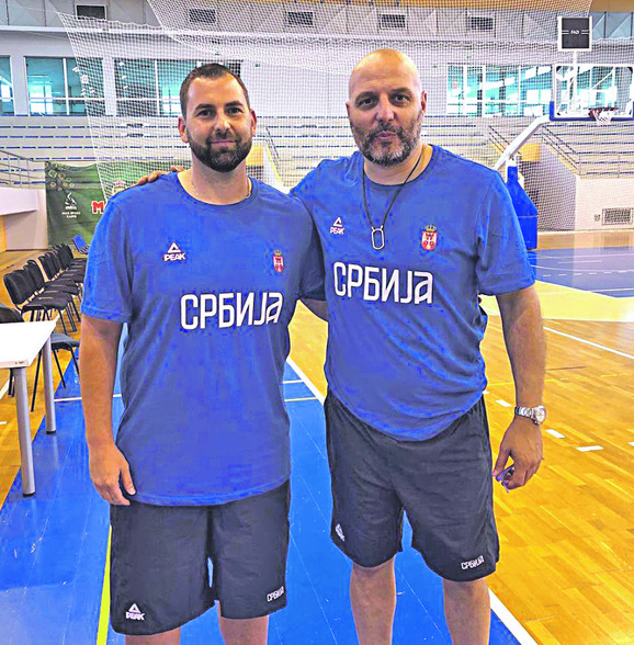 Adam Tatalović i Aleksandar Đorđević