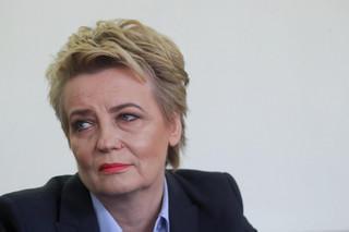 Władze Łodzi: Opinia prawna mówi, ze Zdanowska może pełnić urząd, kandydować i być prezydentem