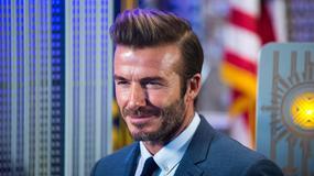 David Beckham zarabia codziennie 71 000 funtów