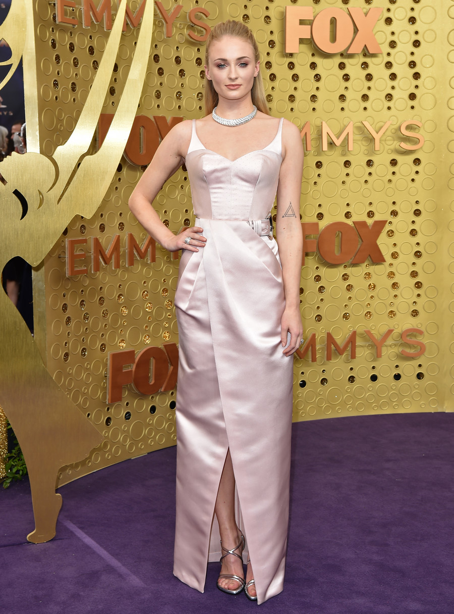 Sophie Turner Emmy 2019 / Axelle/Bauer-Griffin GettyImages